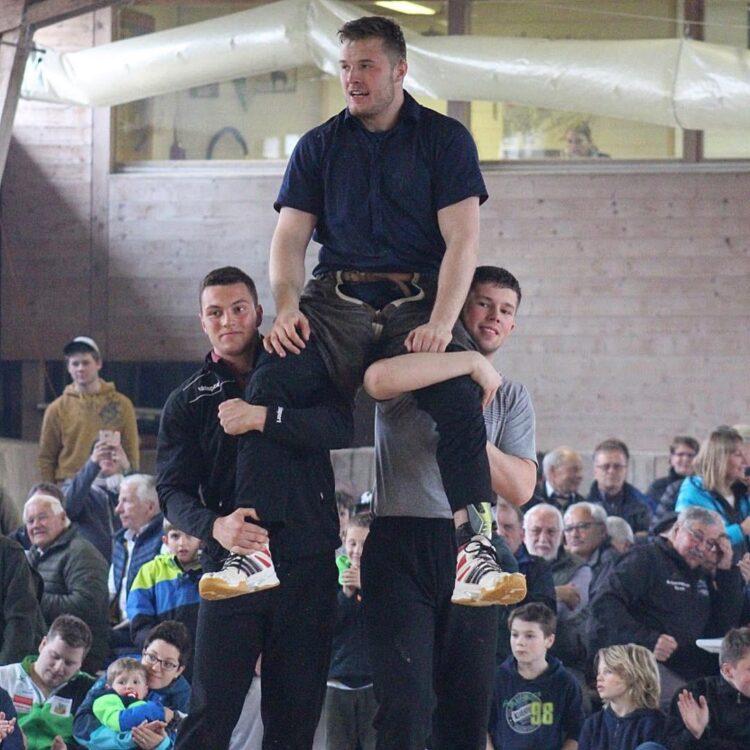 12 Festsieg Beim Comeback Am Worblentaler Hallenschwinget In Bolligen