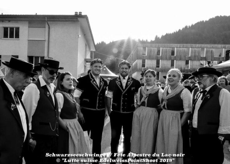 32 Tradition Am Schwarzsee 2019 mit Aeschbacher Matthias Foto David Waser